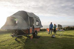 The Opus camper