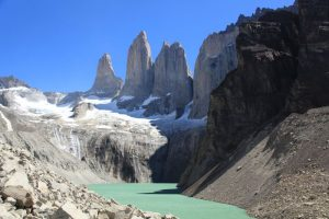 torres del paine - best hiking destinations outside of europe