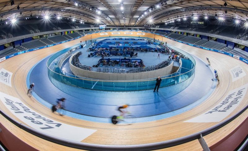 velopark cycling - UK summer bucket list