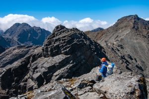 What is Scrambling? Cuillin Ridge isle of Skye