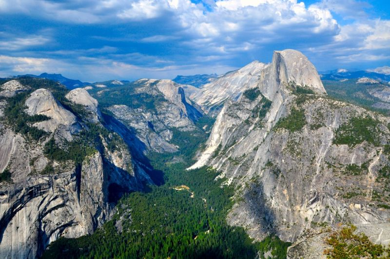 yosemite best hiking destinations outside of europe