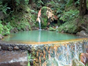 Geothermal Pool - the azores