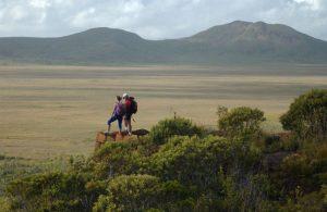 grande randonnee - hiking - new caledonia