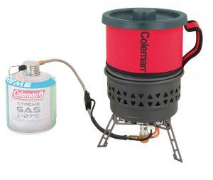 Coleman fyrestorm pcs - gas camping stoves