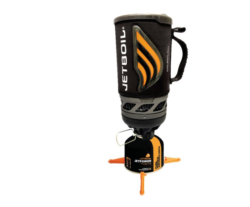 jetboil flash 2 cooking - gas camping stoves