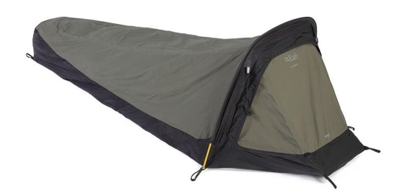 Rab Ridge Raider - lightweight shelters