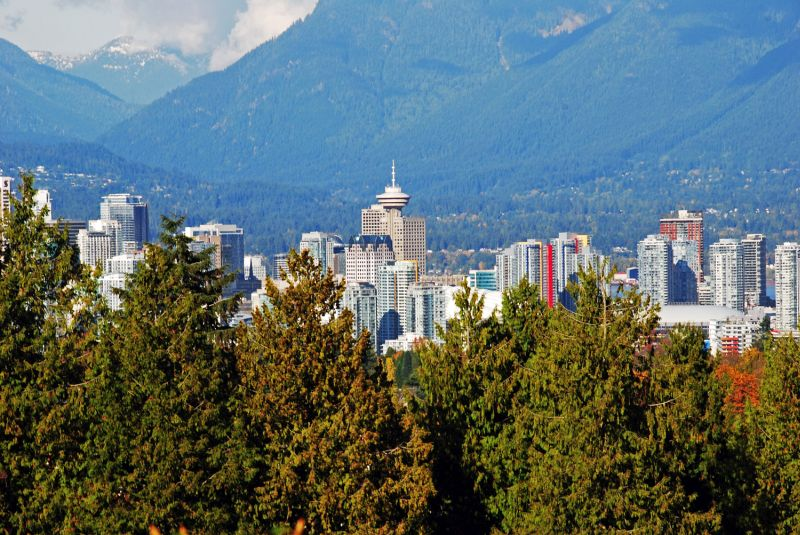 Vancouver - cites for adventure
