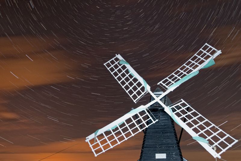 Wicken fen night walks