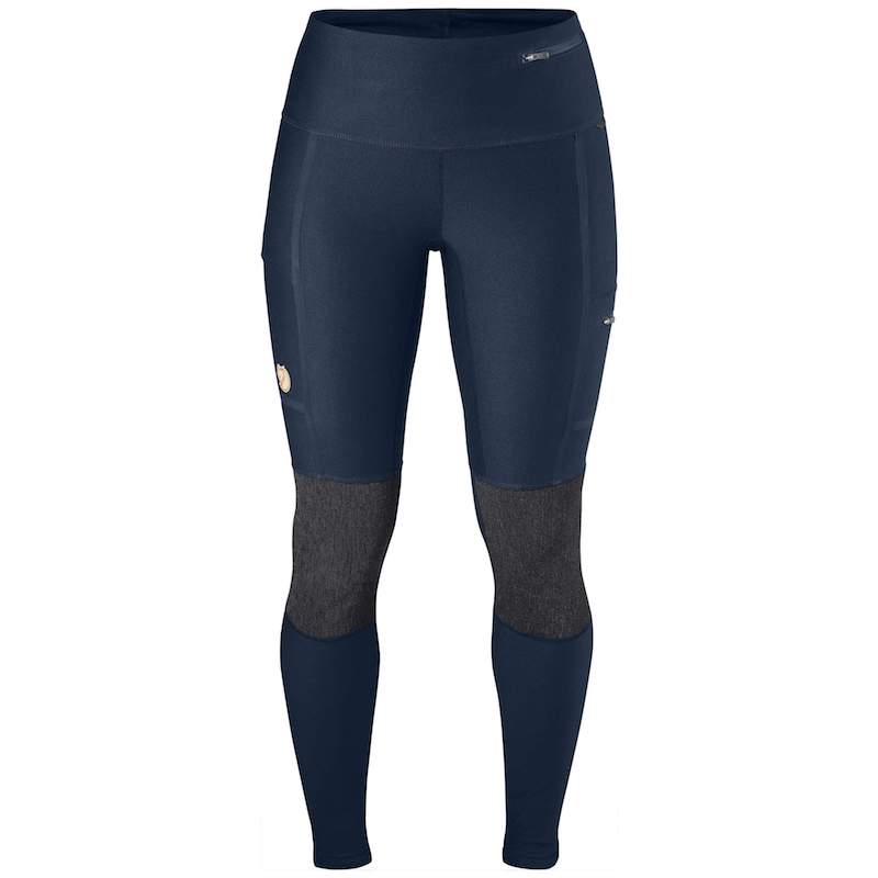 Fjallraven Women's Abisko Trekking Tights navy