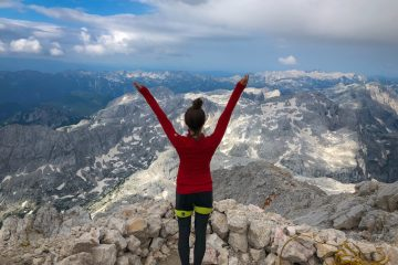 Mount Triglav summit