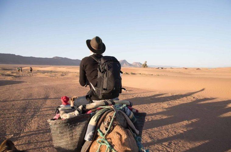 Pacsafe Venturesafe Anti-Theft 45L Travel Pack adventure