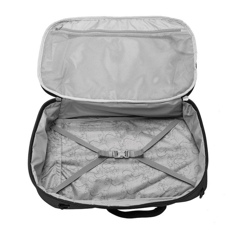 Pacsafe Venturesafe Anti-Theft 45L Travel Pack inside
