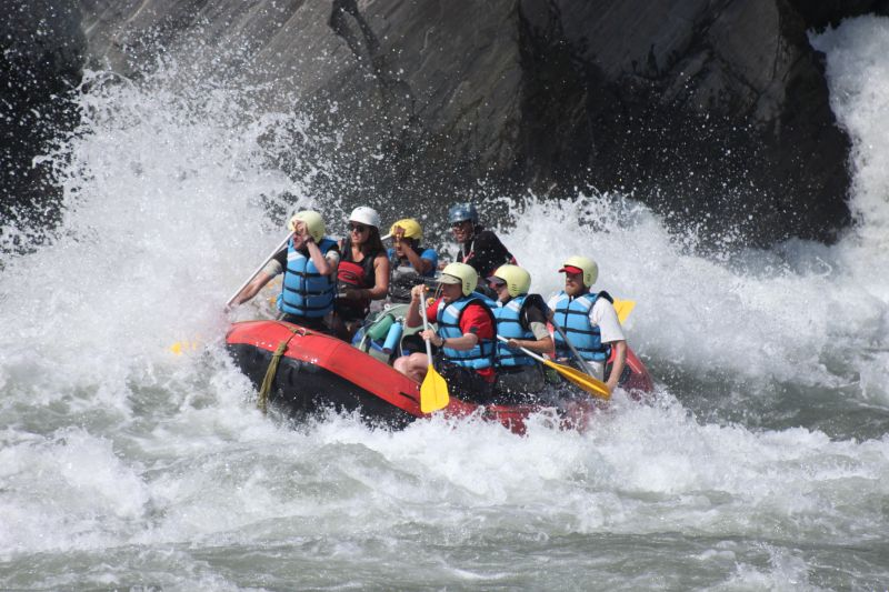 rafting - ultimate adventure destination