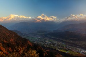 scenery nepal - ultimate adventure destination
