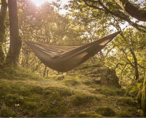 Snugpak hammock wild camping