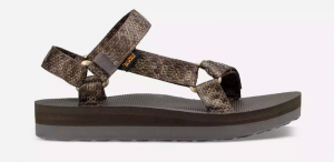 Teva Midform Universal Sandals Chacha Black Olive