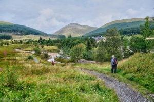 Tyndrum West Highland Way