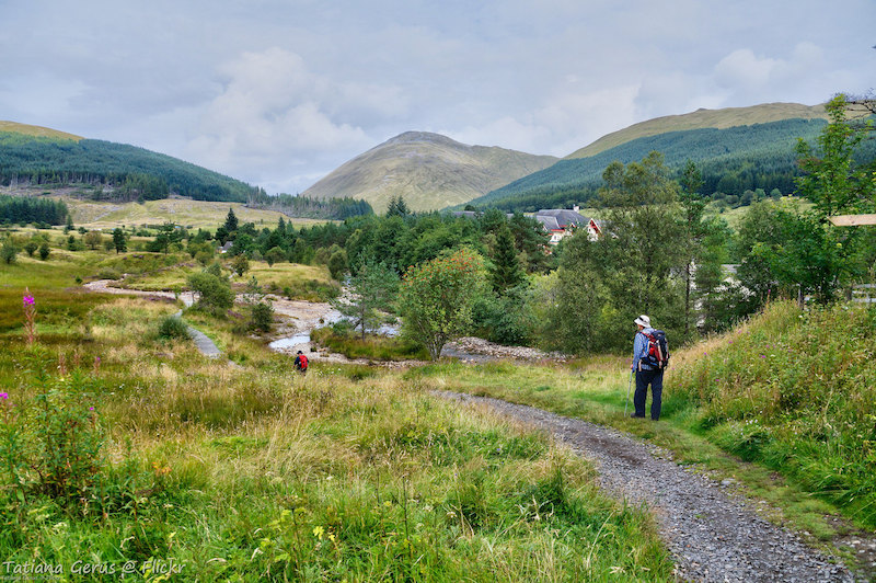 Tyndrum West Highland Way