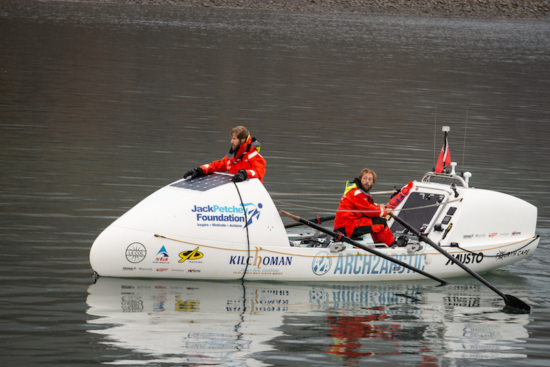 arch to arctic rowing