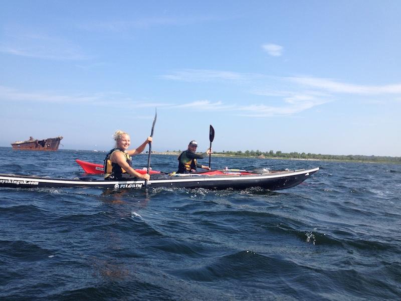 kayaking in estonia
