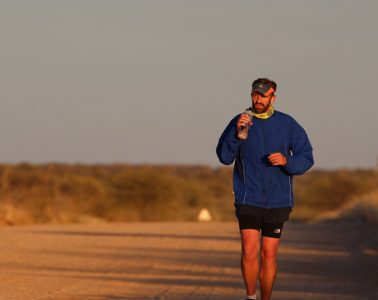 running africa