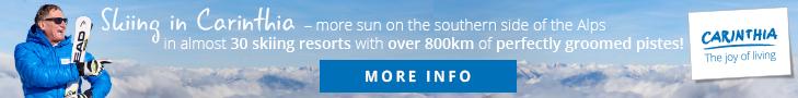 Kärnten Werbung Banner