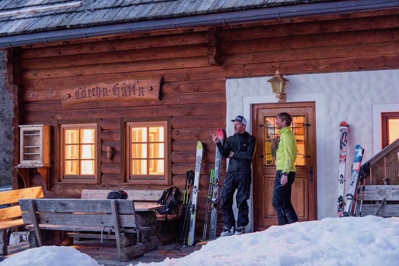 Lärchenhütte bei St. Oswald, Nockberge-Trail - Franz Gerdl