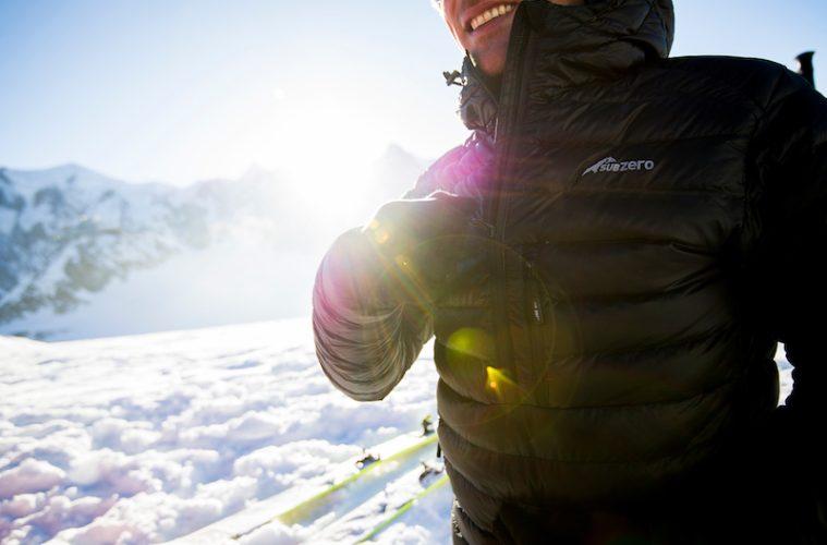 df5805f7bdb WIN a Sub Zero Lightweight Down Jacket worth £189.99! - Wired For ...