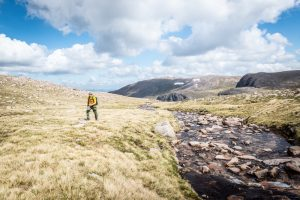 ben macdui in the cairngorms munro