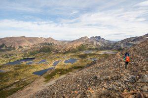 patagonia hiking trails dientes de Navarino