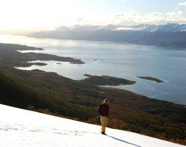 patagonia hiking trails navarino dientes