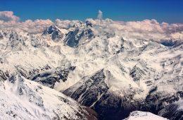 mount elbrus - europe's highest mountain