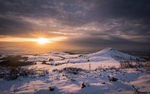 best winter walks in the uk