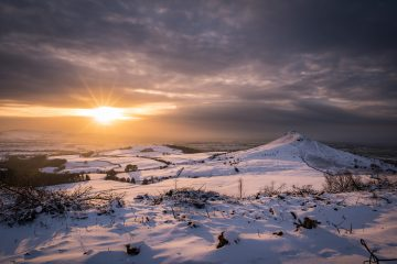 best winter walks in the uk