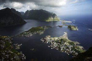 reinebringen mountain, lofoten islands - best hikes in norway