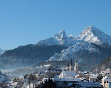 Berchtesgaden Bavaria Winter Dream