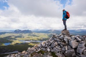 how to plan a route in the mountains