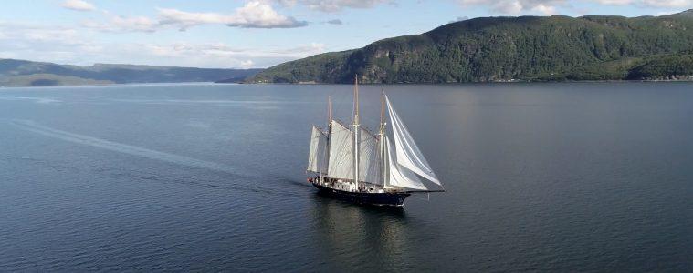 maybe sailing traditional tall ship