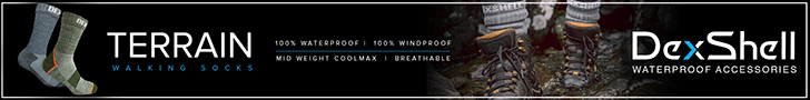 Dexshell Winter Banner