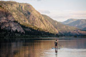 Paddling British Columbia