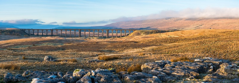 Ribblehead viaduct - best yorkshire dales walks