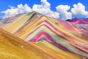 rainbow mountain alternative to machu picchu trek