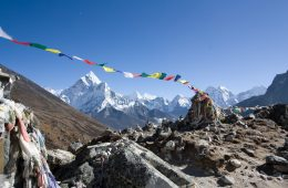Everest Base camp ; iconic himalayan treks to tick off in your lifetime