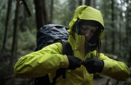 the arc'teryx beta AR jacket waterproof womens