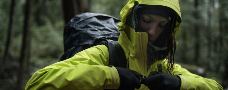 the arc'teryx beta AR jacket waterproof womens