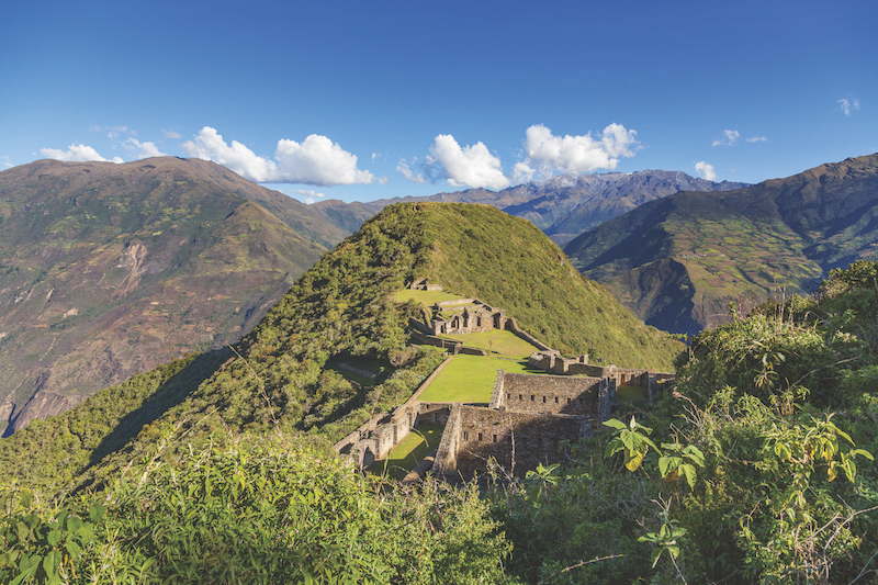 world's most classic hikes machu Picchu Choquequirao