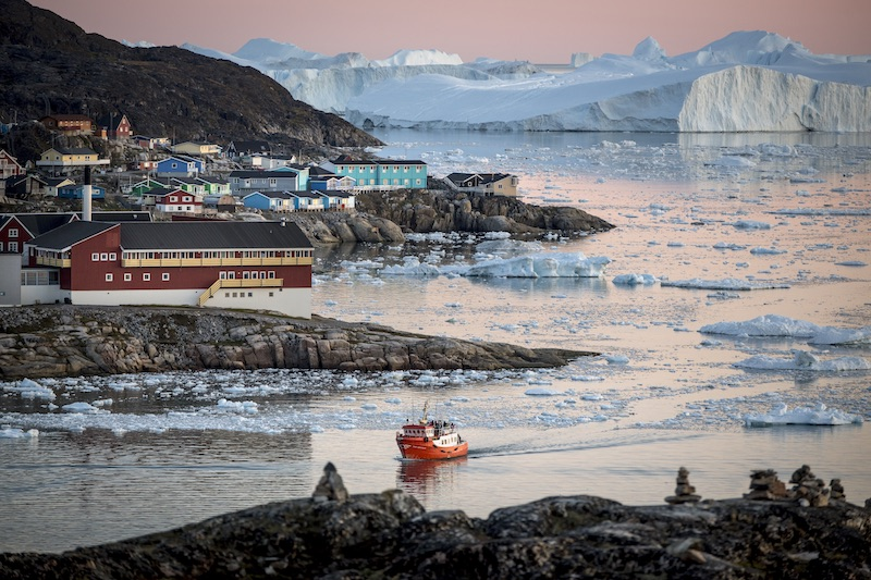 greenland travel guide