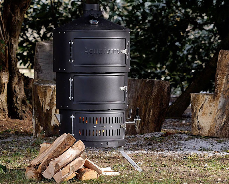 adventurous Christmas gifts - outdoor cooker