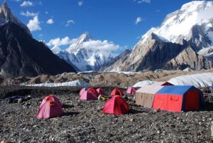 K2 base camp - best himalayan treks to tick off in your lifetime