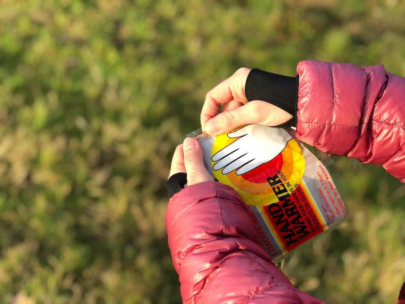 handwarmers mycoal best ways to keep warm on a winter hike